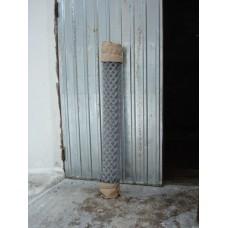 Сетка-рабица с ячейкой 55 X 55 мм проволока 1.6 мм  Эконом Ширина 1,8 м
