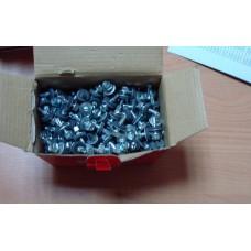 Кровельный Саморез с Резино-Металл шайбой (Оцинковка) 4.8X35 ММ коробка 250шт