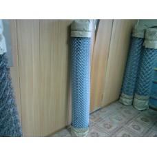 Сетка-рабица с ячейкой 35 X 35 мм проволока 1.6 мм  Ширина 1,2 м