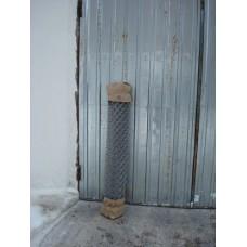 Сетка-рабица с ячейкой 55 X 55 мм проволока 1.8 мм  Ширина 1,2 м